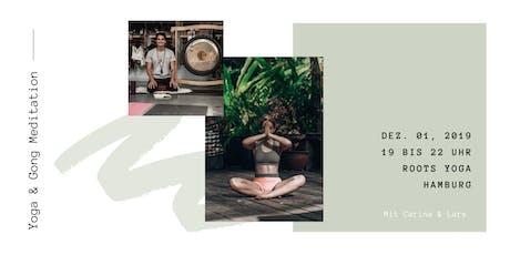 Yoga & Gong Meditation Tickets