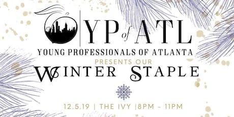 YPofATL's Winter Staple tickets