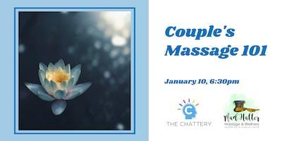Couple's Massage 101