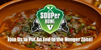 Souper Bowl V: A Fundraiser to End Student Hunger in St Johns County.