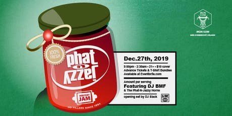 Phat-N-Jazzy Holiday Jam tickets