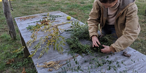 Wreath Making Forage & Workshop