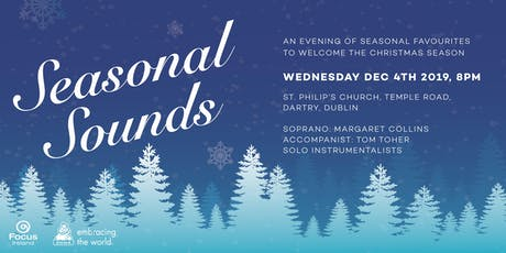 Seasonal Sounds Christmas Concert tickets
