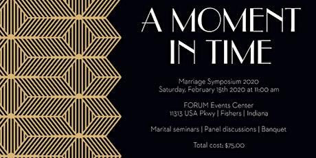 KT 2020 MARRIAGE SYMPOSIUM tickets