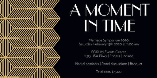 2020 MARRIAGE SYMPOSIUM