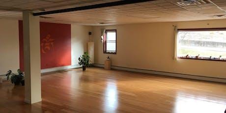 Restorative Yoga for Beginners tickets