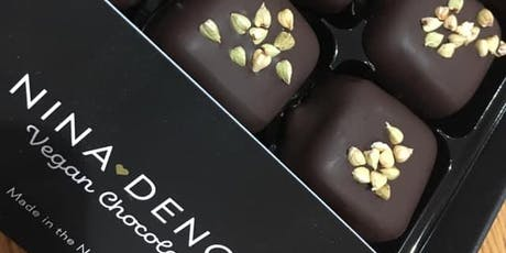 Nina Dench  Chocolate Tasting – A Therapeutic Approach tickets