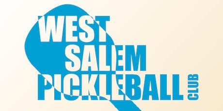 Winter Singles Pickleball Tournament tickets