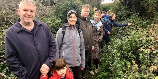 'Walk of the Boreens' –  A Ramble along Galway city's Hidden Rural Trails
