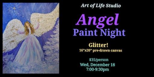 Paint Night: Angel