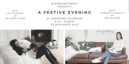 Yorksinstameet meet Jess Duxbury (aka The Hoppy Home) and Charlotte Asquith