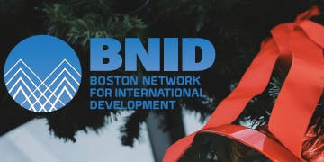 Boston Network for International Development Holiday Party