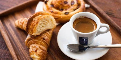 Breakfast with Learn French in Vancouver
