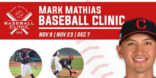 Mark Mathias Baseball Clinic