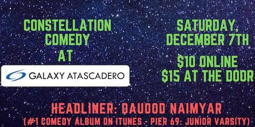 Constellation Comedy at Galaxy Atascadero