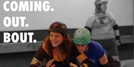 Maine Roller Derby Coming Out Bout