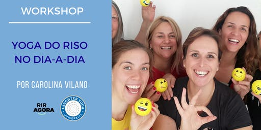 Workshop Yoga do Riso no dia-a-dia