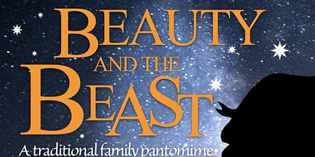 Beauty and the Beast Family Pantomime tickets