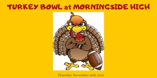 Turkey Bowl @ Morningside high