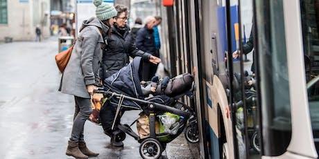 Frauen-Mobilität, Multimodalität? Tickets