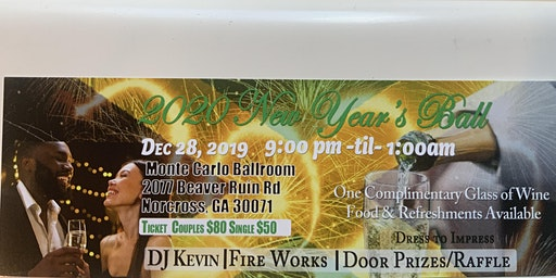Night of Elegance 2019 End of Year Ball