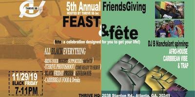 5th Annual Friendsgiving Celebration