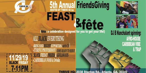 5th Annual Friendsgiving Celebration