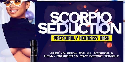 Scorpio Seduction at EPIC Lounge Indy!