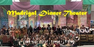 GJHS Madrigal  Dinner Show- Presented by the GJHS