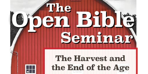 Harvest and The End of The Age Seminar