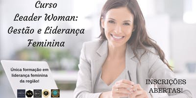 Leader Woman - Gestão e Liderança Feminina