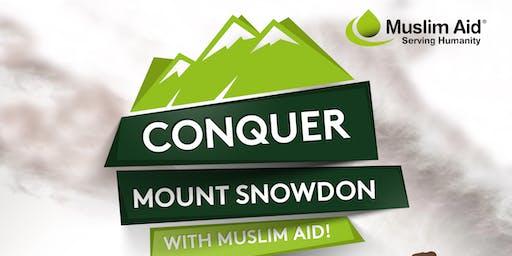 Luton Team - Snowdon Challenge