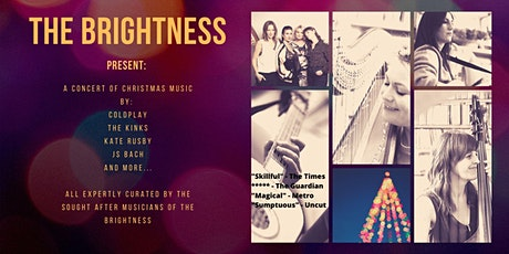 The Brightness present: Winter Glow - a concert of Christmas music tickets