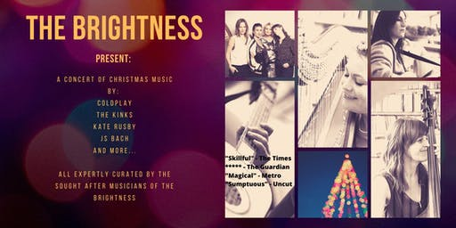 The Brightness present: Winter Glow - a concert of Christmas music