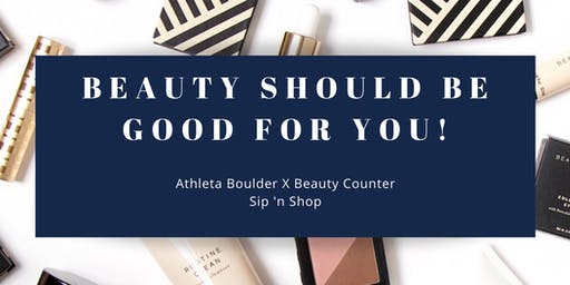 Athleta Boulder X Beauty Counter