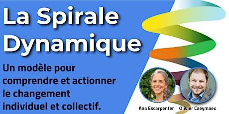 La Spirale Dynamique, un modèle pour favoriser le changement individuel et collectif tickets