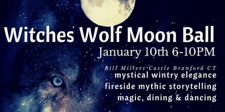 Witches Wolf Moon Ball tickets