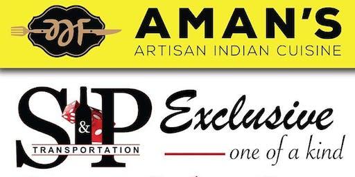 Aman's Intro to Indian Cuisine Tour