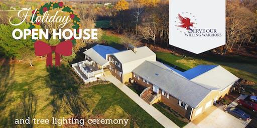 Holiday Open House and Tree Lighting Ceremony - Warrior Retreat at Bull Run