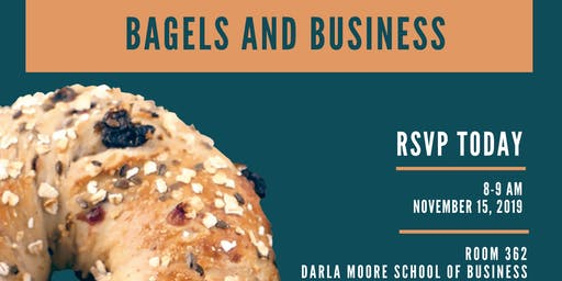 Bagels and Business
