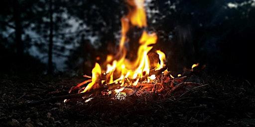 Feuer-Zeremonie
