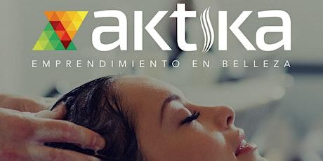Aktika Emprendimiento en Belleza ¡Llevemos a tu negocio hacia el éxito! entradas