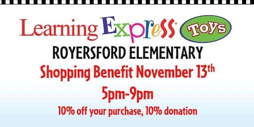 Shopping Benefit - Royersford Elementary