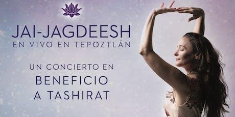 Jai-Jagdeesh en Vivo en Tepoztlan boletos