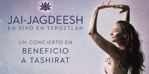 Jai-Jagdeesh en Vivo en Tepoztlan