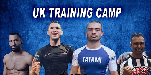 ADCC Lightweight Training Camp