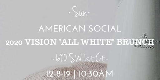 2020 Vision All White Brunch
