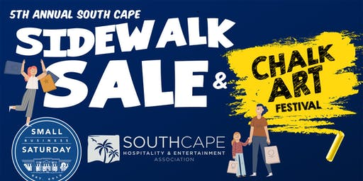 Sidewalk Sale & Chalk Art Festival