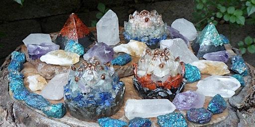 Winter Solstice Crystal & Rock Sale