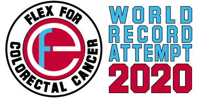 Flex for Colorectal Cancer: World Record Attempt 2020